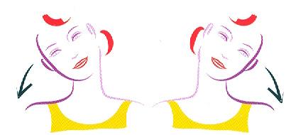 esercizi cervicale smartphone