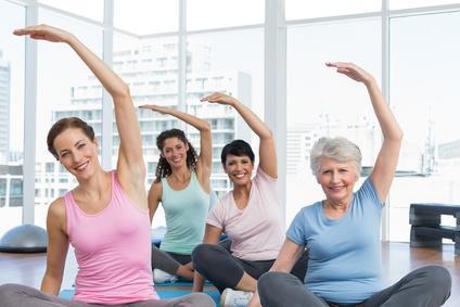 ginnastica dolce anziani roma