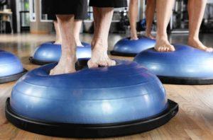 Esercizio propriocettivo e di equilibrio