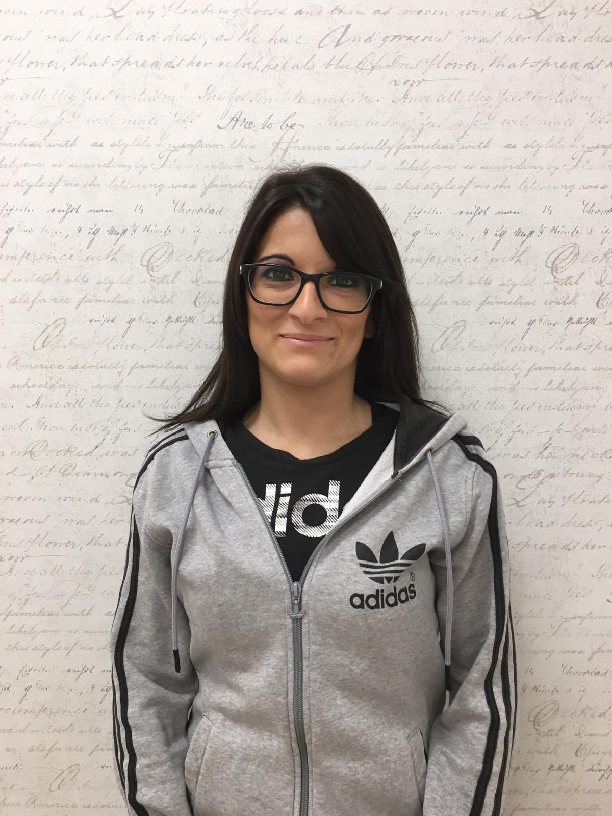 Stefania Di Gregorio - Operatrice Sportiva