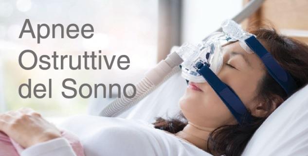 disturbi del sonno - Polisonnografia - Apnee ostruttive del sonno