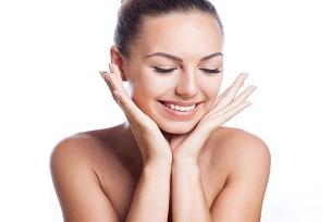 pulizia medica del viso