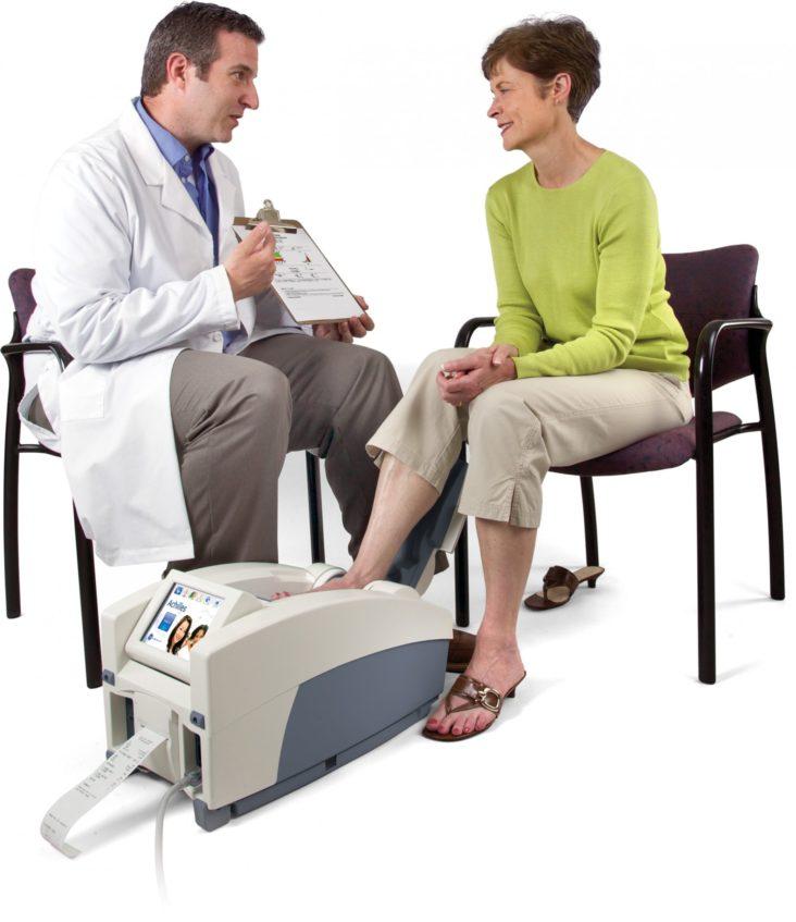 MOC esame di densitometria ossea Ambulatorio Infermieristico Studio medico Aloè