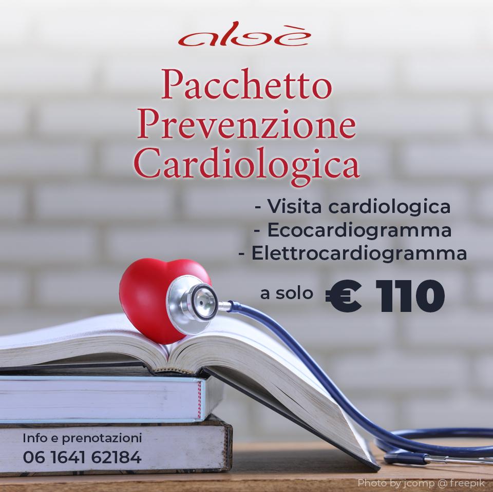 pacchetto prevenzione cardiologia