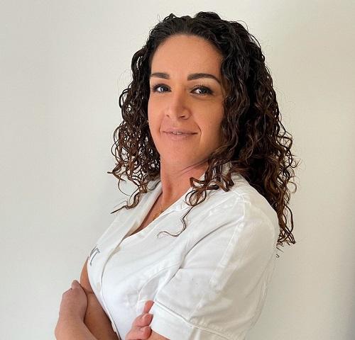 Simona - estetista responsabile del reparto tecnico - STUDIO MEDICO ALOE'
