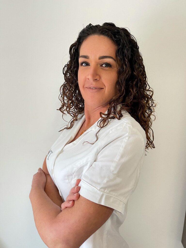 assistente medicina estetica Simona Amodio
