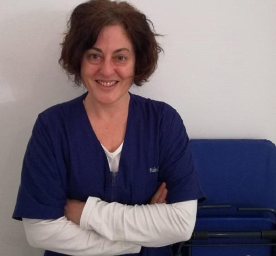 Corinna Gilbert i- Tecnico Avanzato del Metodo Raggi®con Pancafit®.