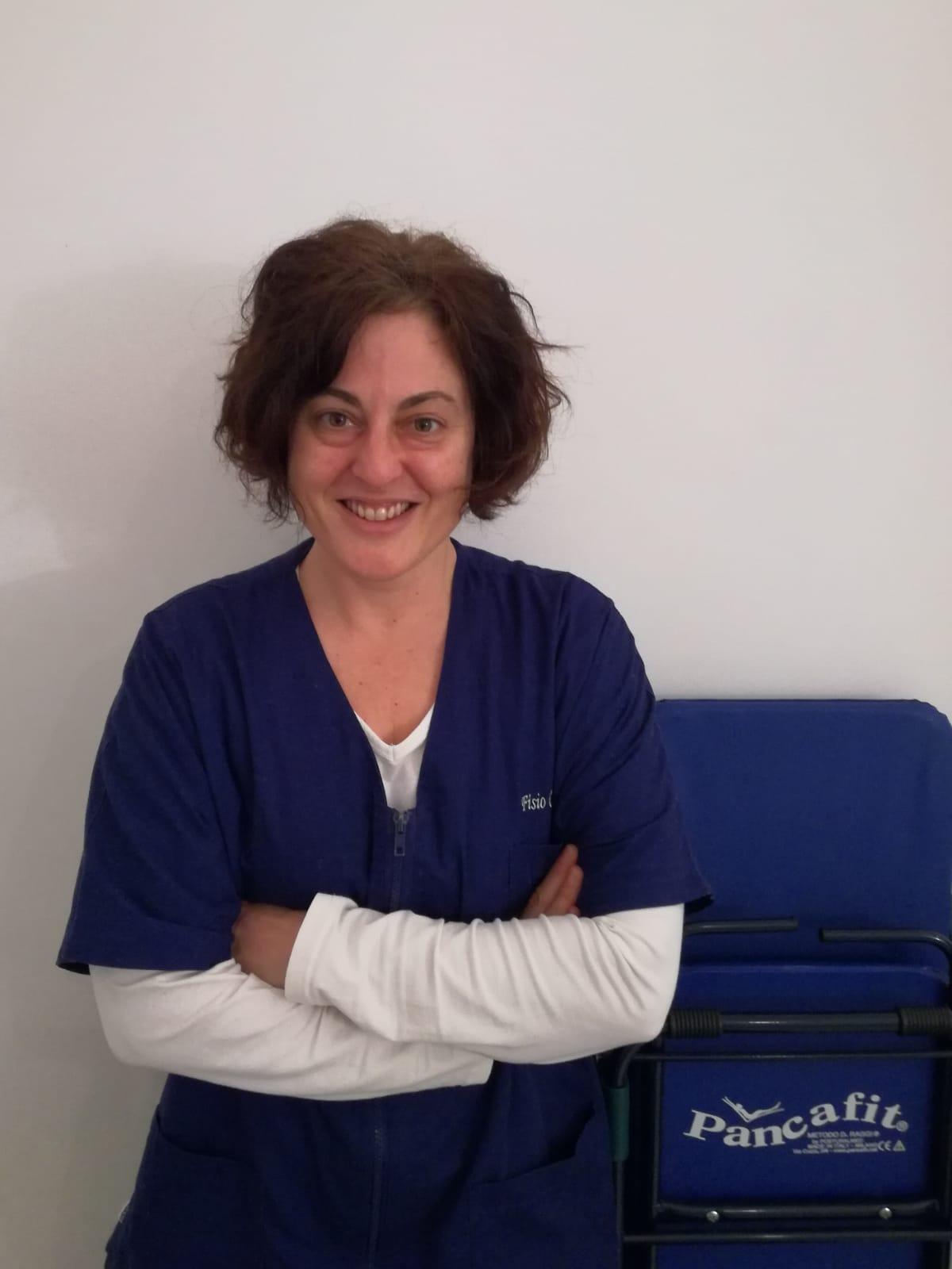 CORINNA GILIBERTI - Dottoressa in Fisioterapia